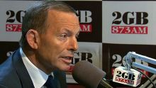 Business confidence took a beating under Tony Abbott.