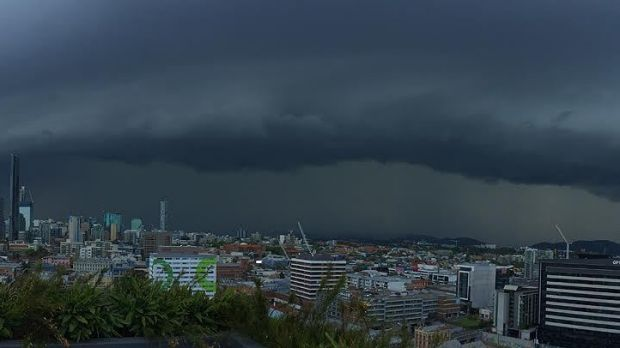 Brisbane is expected to get hit with severe thunderstorms from Friday throughout the weekend.