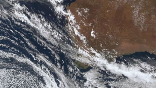 Bureau of meteorology introduces images from new himawari 8 satellite - Meteorology bureau australia ...