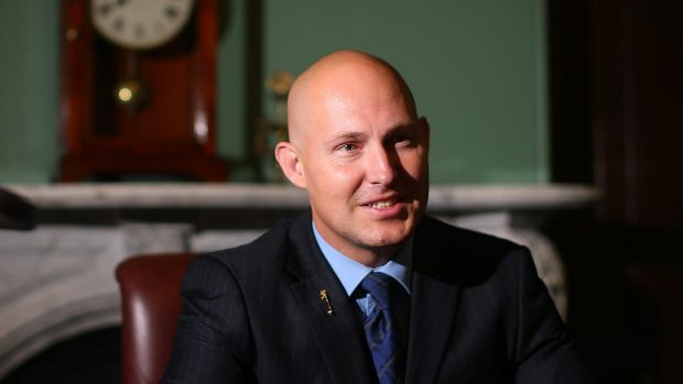 AWU secretary Ben Swan says he personally urged treasurer Curtis Pitt (pictured) to guarantee the loan in the interests ...