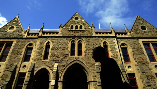 The University of Melbourne.