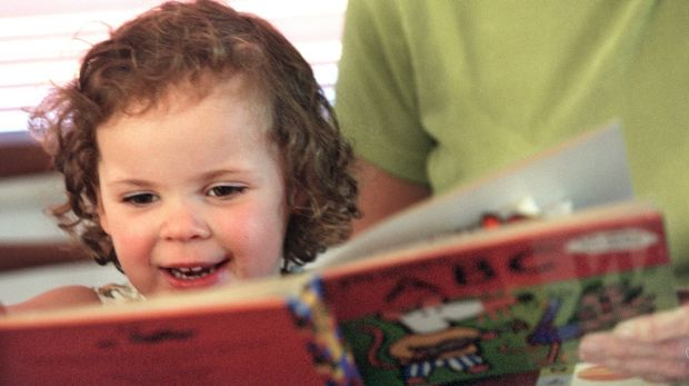 Dad reading to a youngster has greater benefit than if mum did the reading, because men use more abstract and complex ...