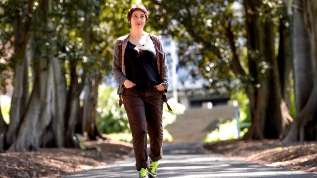 Natasha Smith says mindful walking is a more deliberate version of walking just to relax.