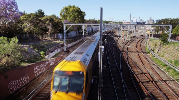 More day trippers are travelling on the state's rail network.