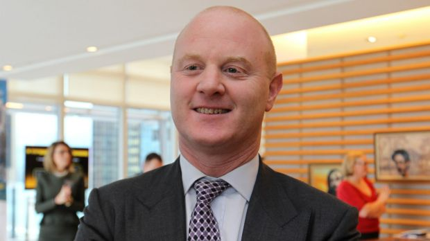 Commonwealth Bank chief executive Ian Narev remains optimistic about the nation's economy.