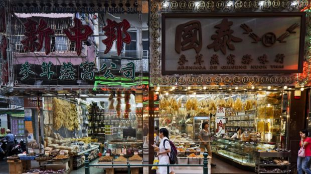 Chinese inflation picked up - but that's mainly due to higher food prices around Lunar New Year.