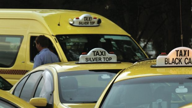 The taxi companies and Cabcharge had wanted to launch the iHail app as early as July.