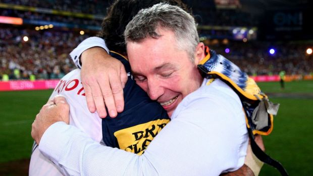 Paul Green: Staying in Townsville with the Cowboys.