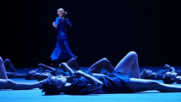 Batsheva Dance Company's Last Work.