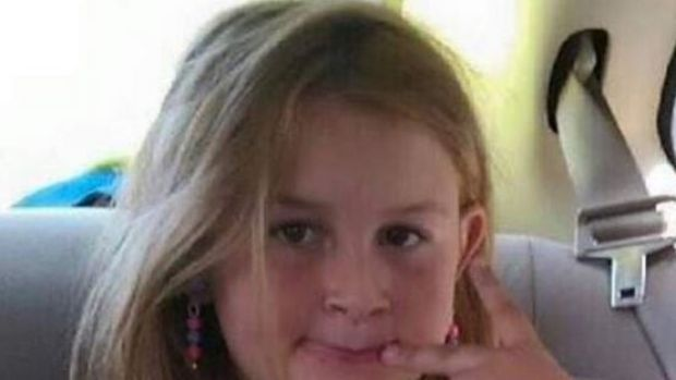 Shooting victim: McKayla Dyer, 8, was killed by her 11-year-old neighbour.