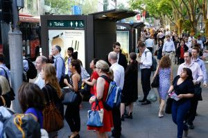 The City hopes to get free public WiFi and a digital take on public furniture, such as bus shelters with real-time ...
