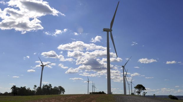 The power of wind: The Clean Energy Finance Corporation has committed more than $60 million to Australia's third largest ...