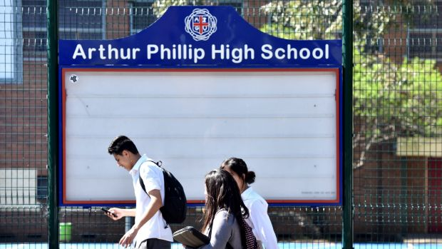 HSC exams will proceed as usual at Arthur Phillip High, in Parramatta.