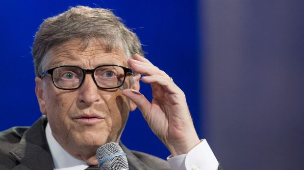 Bill Gates was a natural strategist and was born to be a strategic thinker. But he, too, learned.