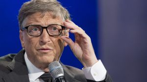 Bill Gates says new approaches for sterilisinghuman waste may save $US233 billion ($323 billion) annually in costs ...