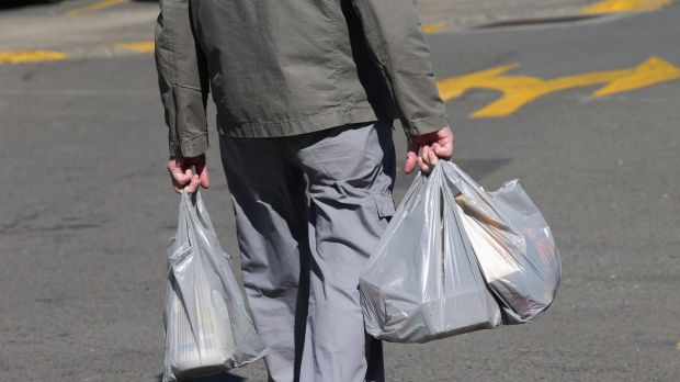 Up to 6 billion bags a year go into landfill, after being used for 12 minutes.