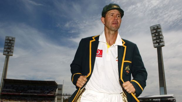 Former Australian Test cricket captain Ricky Ponting helps to sell Swisse vitamins.