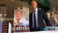 Campbell Newman launches his biography