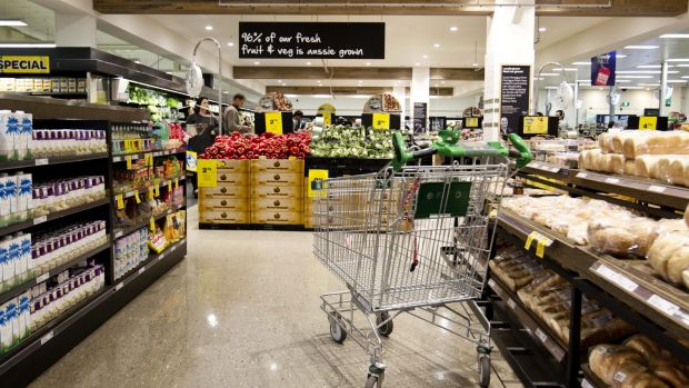 A typical shopper will save about $1.25 for every they $100 spend under the new scheme.
