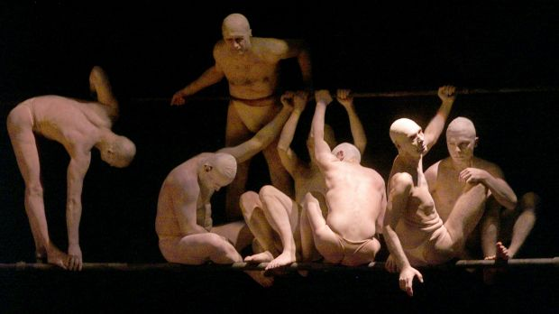 The Kirov Opera's The Fiery Angel at the 2001 Melbourne Festival.