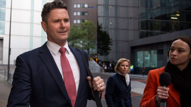 Chris Cairns denies charges of perjury and perverting the course of justice.