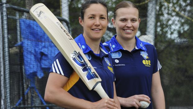 Canberra's cricket fans will have just one home match to watch the ACT Meteors and their New Zealand imports Sara ...
