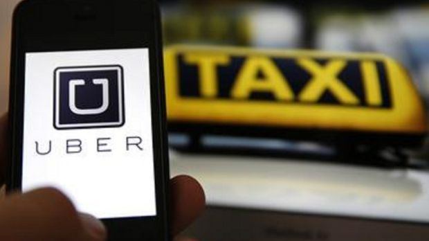 Uber has recorded 20,000 trips in Canberra in its first month.