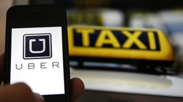 Ride-sharing apps like Uber are currently subject to a Queensland Government review.