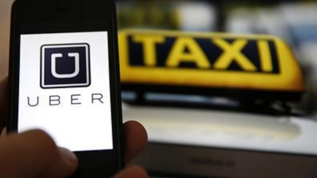 "Uber use ""more or less doubled"" after it became legal in NSW."