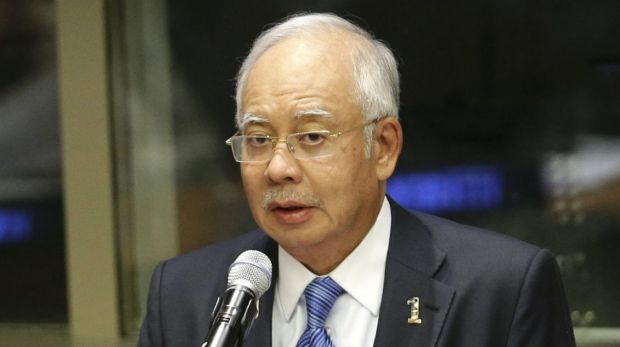 Malaysian Prime Minister Najib Razak has discussed the MH17 findings with Prime Minister Malcolm Turnbull and Dutch ...