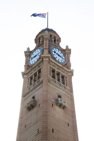 Central Station clock tower is open to visitors during Sydney Open as well as two 'ghost' platforms.