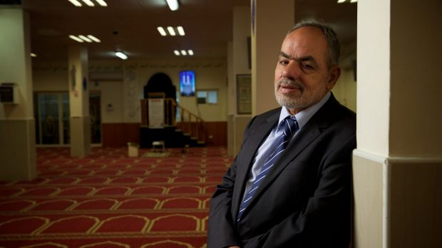 Neil El-Kadomi, chairman of Parramatta Mosque, warned that those who did not respect Australian values would be expelled ...