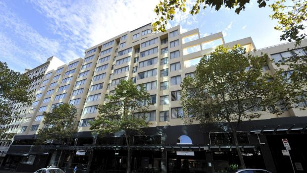 Rydges hotel Sydney central owned by the Schwartz Family Company.