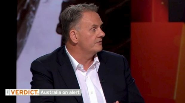 """Mark Latham lashed out at """"attention seekers"""" on The Verdict."""