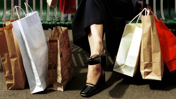 Consumer spending is up as house prices make owners feel wealthier.