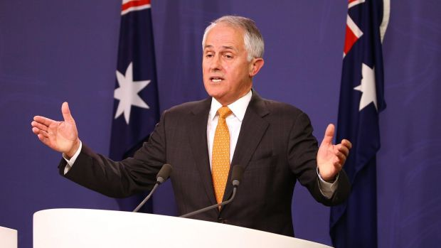 The majority of voters approve of the elevation of Malcolm Turnbull to PM.