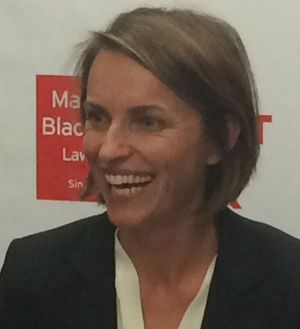 Rebecca Gilsenan of law firm Maurice Blackburn.