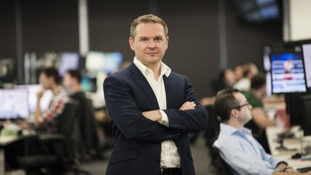 Sportsbet, headed by Cormac Barry, has hit back in the escalating turf war over legalising in-play betting describing ...