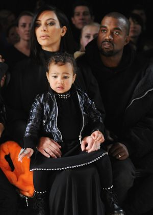 Refreshing: The 35-year-old is expecting her second child with husband Kanye West in December and describes pregnancy as ...