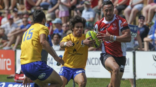 The Canberra Vikings will be without winger Lausii Taliauli for the NRC grand final.
