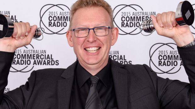 Former radio host Mark Parton is joining the staff of Liberal leader Jeremy Hanson.