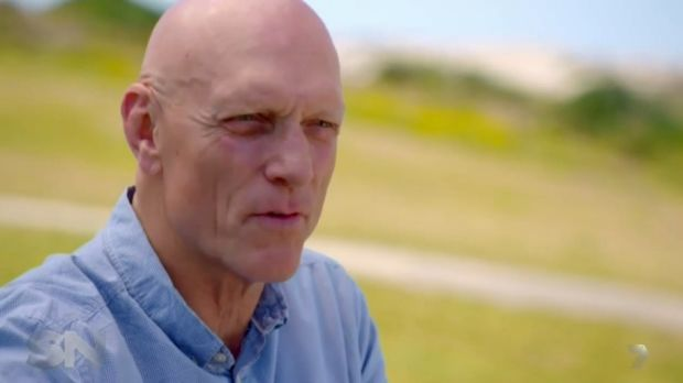 "Peter Garrett in a ""tell-all"" interview with Channel 7's Sunday Night program."