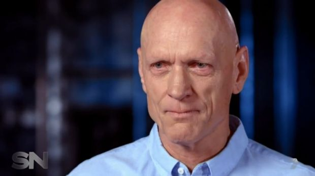 "Peter Garrett gets teary in a ""tell-all"" interview with Channel 7's Sunday Night program."