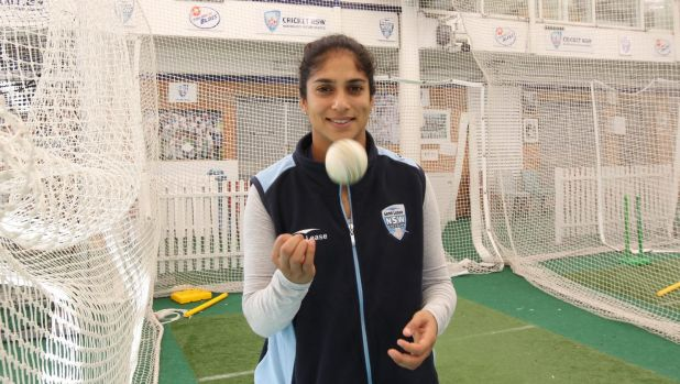 Comeback trail: Lisa Sthalekar has come out of retirement to play for the Sydney Sixers.