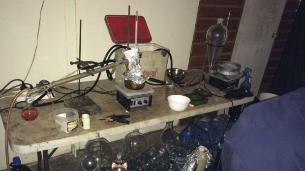 Tenants made a getaway from a Bullsbrook home, allegedly abandoning a home-made drug lab. File image.