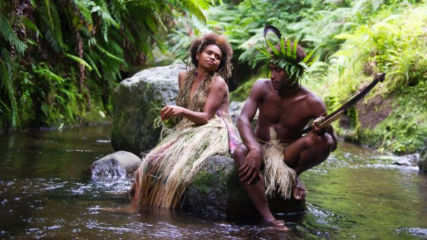 Australia's Foreign language film Oscar contender, <i>Tanna</i> follows the story of Dain and Wawa, two lovers who defy ...