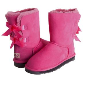 A pair of Ever UGG boots that retail for over $300.