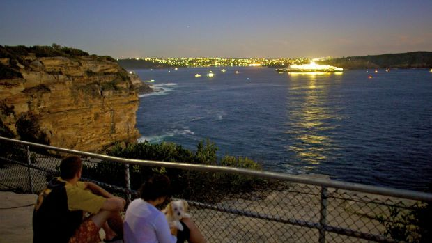 South Head and Watsons Bay where stories swirl like the waters of the Pacific.
