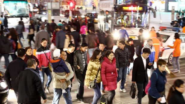 Retail spending in China is encouraging and there are enough jobs to go around.