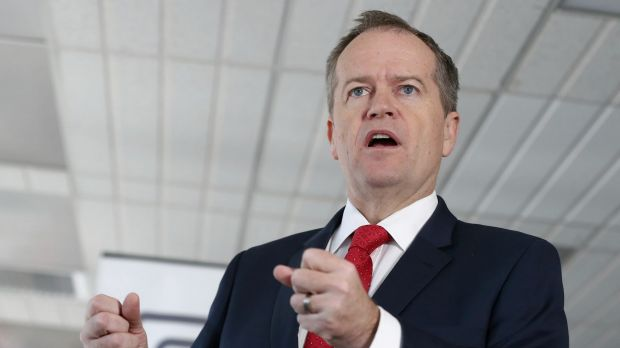 Opposition Leader and former AWU Victorian state secretary Bill Shorten.